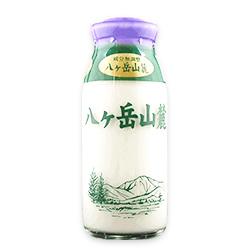 八ヶ岳山麓牛乳