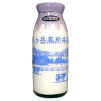 八ヶ岳高原牛乳