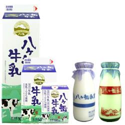 八ヶ岳牛乳